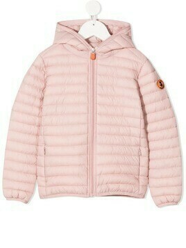 Save The Duck Kids Dony padded jacket - Pink