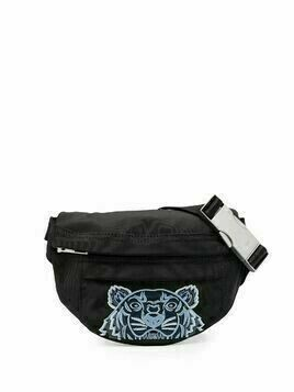 Kenzo small Kampus Tiger belt bag - Black