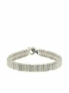 M. Cohen The Large Zig bracelet - Silver
