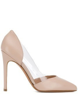 Albano pointed pumps - Pink
