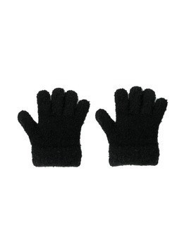 Douuod Kids knitted gloves - Black