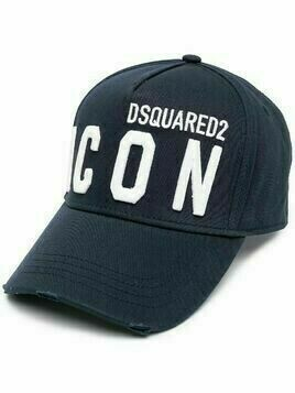 Dsquared2 Icon baseball cap - Blue