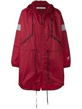 Damir Doma Damir Doma x LOTTO Jutto coat - Red