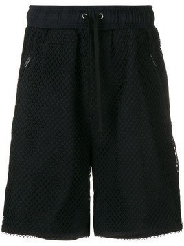 Damir Doma classic track shorts - Blue