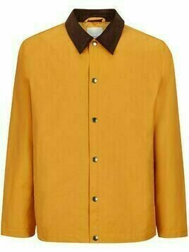 Wood Wood WW BAUER BTN UP SHT JKT ORNG - Orange