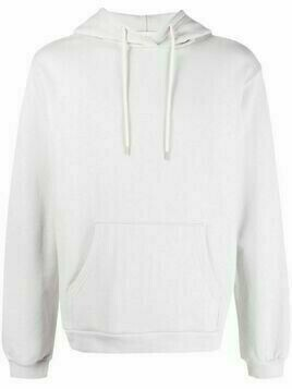 John Elliott long-sleeved cotton hoodie - Grey