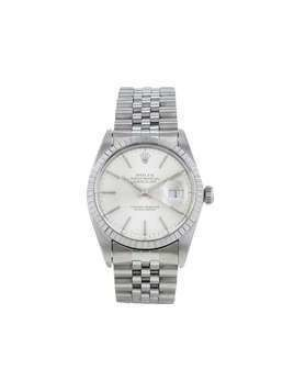 Rolex 1982 pre-owned Datejust watch - SILVER