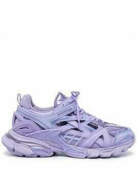 Balenciaga Track.2 Open sneakers - Purple
