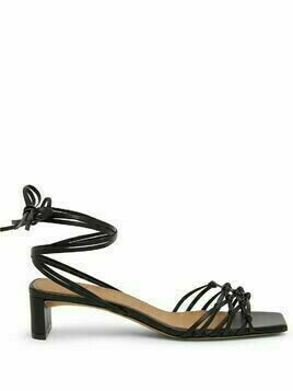 Mansur Gavriel low-heel Mignon sandals - Black