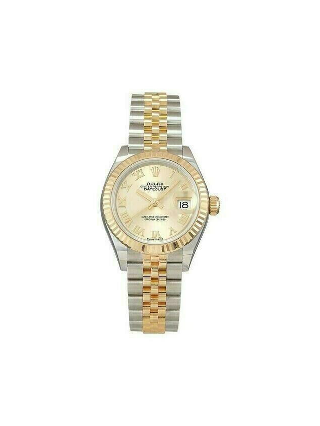 Rolex 2011 pre-owned Lady-Datejust 28mm - GOLD