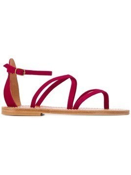 K. Jacques Epicure sandals - Red