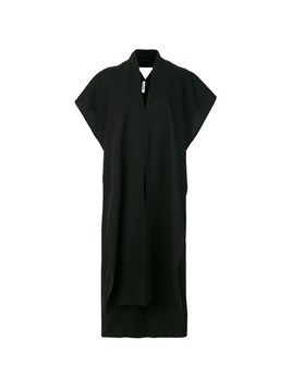 Jil Sander sleeveless shift dress - Black