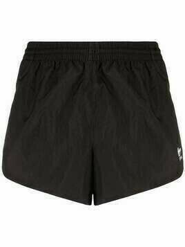 adidas shell shorts - Black