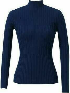 Jason Wu ribbed fitted jumper - Blue