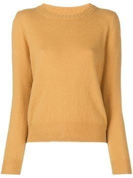 Société Anonyme Softy jumper - Yellow & Orange