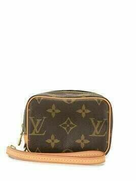 Louis Vuitton 2005 pre-owned Trousse Wapity pouch - Brown
