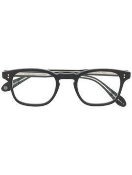 Garrett Leight Thornton glasses - Black
