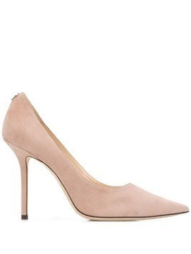 Jimmy Choo Love 100 pumps - Pink