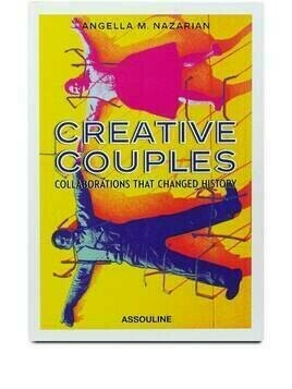 Assouline Creative Couples: Collaborations that Changed History - Yellow