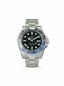Rolex pre-owned GMT-Master II 40mm - Black