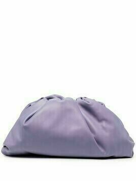 Bottega Veneta The Pouch clutch bag - Purple