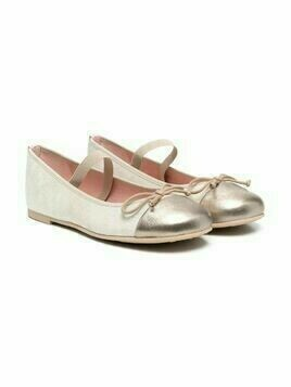 Pretty Ballerinas Kids Ami Arena ballerina pumps - Gold