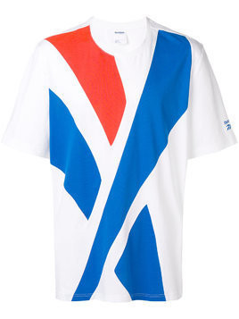Reebok Vectors T-shirt - White