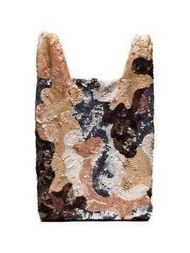 Ashish multicoloured sequin patchwork tote bag