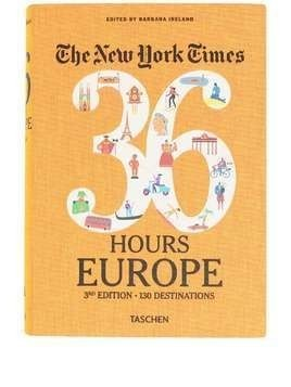 TASCHEN The New York Times 36 Hours: Europe - Orange