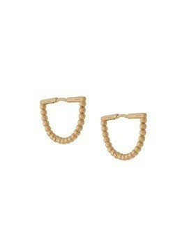 Astley Clarke Stilla Arc earrings - Gold