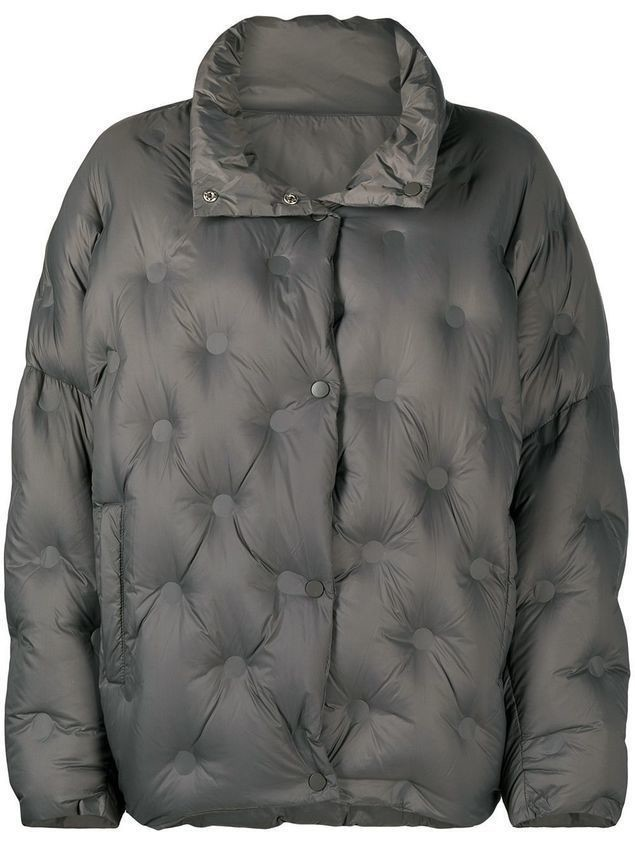 STAND STUDIO Sarah buttoned down jacket - Grey