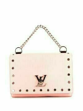 Louis Vuitton 2018 pre-owned Lockme 2way bag - PINK