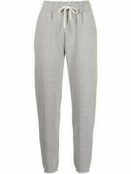 John Elliott LA relaxed-fit track trousers - Grey