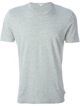 James Perse round neck T-shirt - Grey