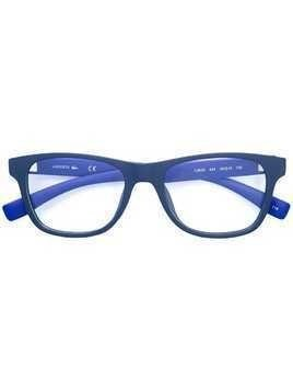Lacoste Kids square glasses - Blue