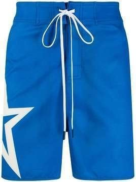 Perfect Moment super star board shorts - Blue