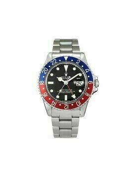 Rolex 1980 pre-owned GMT-Master 40mm - Black