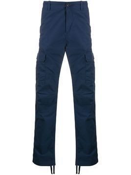 Carhartt WIP Aviation cargo trousers - Blue