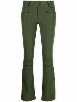 Perfect Moment Aurora flare trousers - Green