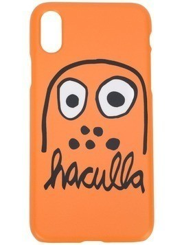 Haculla BATTLE BUDDY iPhone XS case - Orange