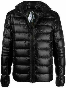 Canada Goose hooded padded jacket - Black