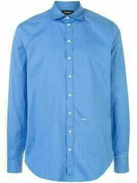 Dsquared2 cotton shirt - Blue