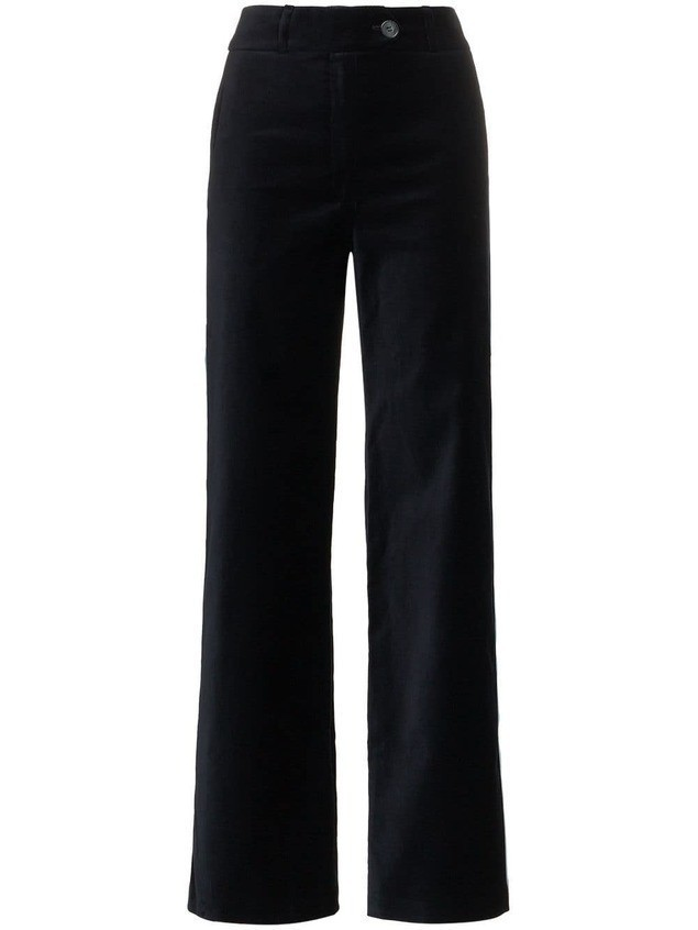 Mira Mikati always tomorrow side stripe trousers - Black