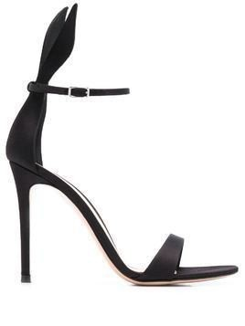 Gianvito Rossi Belvedere 105mm sandals - Black