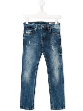 Diesel Kids Slim jeans - Blue
