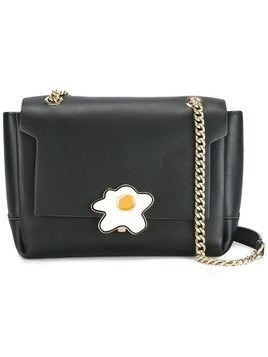 Anya Hindmarch Bathurst Lock Egg crossbody bag - Black