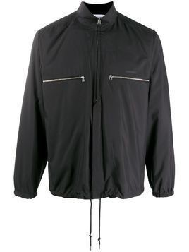AMBUSH half-zip windbreaker - Black