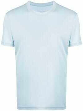 Viktor & Rolf short-sleeved T-shirt - Blue