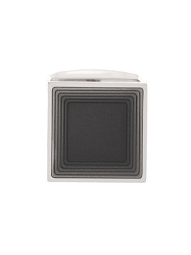 Boss Hugo Boss square design cufflinks - Grey