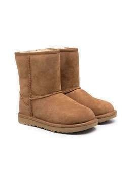 UGG Kids ankle-length boots - Brown